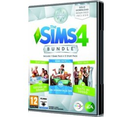 ELECTRONIC ARTS PC THE SIMS 4 BUNDLE PACK