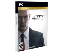 Koch Media Hitman Steelbook Edition, PC Basic Inglese