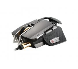 COUGAR Gaming 700M mouse USB tipo A Laser 8200 DPI Mano destra