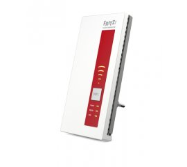 AVM FRITZ!WLAN Repeater 1160 866 Mbit/s Rosso, Bianco