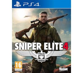 Koch Media Sniper Elite 4, PS4 videogioco PlayStation 4 Basic ITA