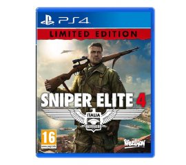 Koch Media Sniper Elite 4, PS4 videogioco PlayStation 4 Basic Inglese