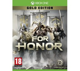 Ubisoft For Honor - Gold Edition videogioco Xbox One Oro ITA