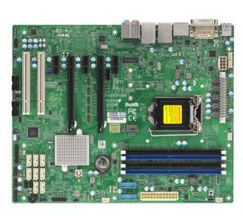 Supermicro X11SAE server/workstation motherboard LGA 1151 (Presa H4) ATX Intel® C236