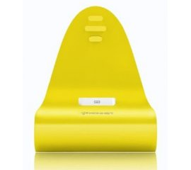 KONNET ICRADO STAND IPHONE 3-4/IPOD USB COLORE YELLOW