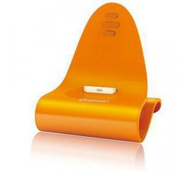 KONNET ICRADO STAND IPHONE 3-4/IPOD USB COLORE ORANGE