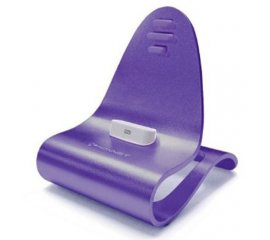 KONNET ICRADO STAND IPHONE 3-4/IPOD USB COLORE VIOLET