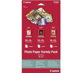 Canon Photo Paper Variety Pack carta fotografica