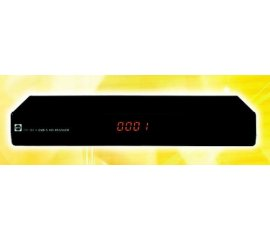 Wisi OR 180 A set-top box TV Nero