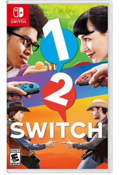 NINTENDO 1-2-SWITCH ITA