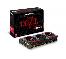 PowerColor Red Devil AXRX480 8GBD5-3DH/OC scheda video AMD Radeon RX 480 8 GB GDDR5