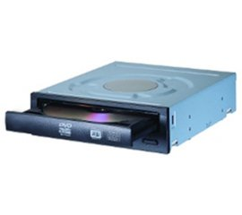 LITE-ON IHAS124-14 - BLACK - OPTICAL DISC DRIVE