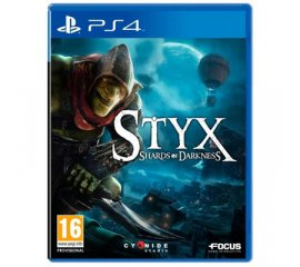 Digital Bros Styx: Shards of Darkness, PS4 videogioco PlayStation 4 Basic ITA
