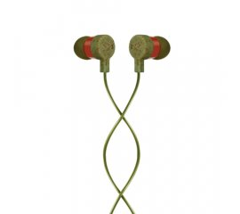 The House Of Marley Mystic Cuffie Auricolare Verde
