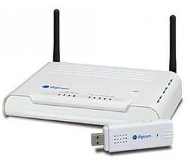 Digicom 300C router wireless