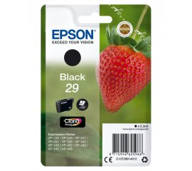 Epson Strawberry Cartuccia Nero T29 Claria