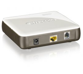Sitecom WL-612 router wireless Fast Ethernet Argento