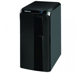 Fellowes AutoMax 300C distruggi documenti Triturazione incrociata Nero