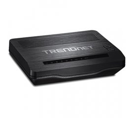 Trendnet TEW-722BRM router wireless Fast Ethernet Nero