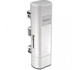 Trendnet TEW-730APO punto accesso WLAN 300 Mbit/s Supporto Power over Ethernet (PoE) Bianco