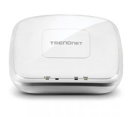 Trendnet TEW-755AP punto accesso WLAN 1000 Mbit/s Supporto Power over Ethernet (PoE) Bianco