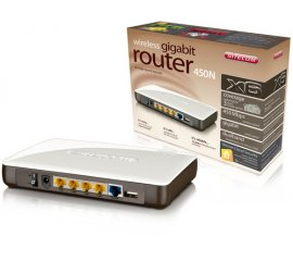 Sitecom WLR-6000 router wireless Gigabit Ethernet