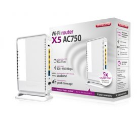 SITECOM WLR-5002 ROUOTER WIRELESS 4 PORTE RJ-45 WI