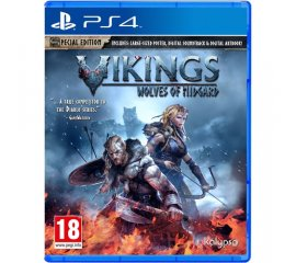 Kalypso Vikings: Wolves of Midgard, PS4 videogioco PlayStation 4 Basic Inglese, ITA