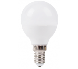 LD5025 LED MINI GLOBO G45 E14 7W 550lumen 4000K NATURAL