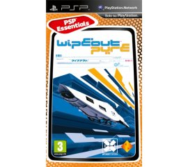 Sony Wipeout Pure, PSP videogioco PlayStation Portatile (PSP) ITA