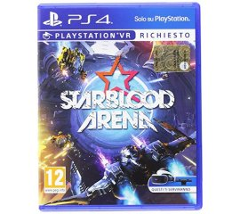 Sony StarBlood Arena, PS4 Basic Inglese, ITA PlayStation 4