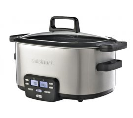 MSC600 SLOW COOKER + COTTURA VAPORE