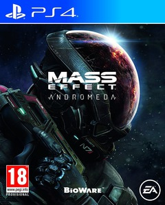 ELECTRONIC ARTS PS4 MASS EFFECT ANDROMEDA
