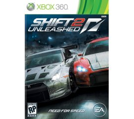Electronic Arts SHIFT 2 Unleashed, Xbox 360 videogioco