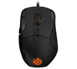 STEELSERIES RIVAL 500 MOUSE USB GAMING STANDARD OTTICO 16.000 DPI COLORE NERO