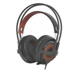 STEELSERIES SIBERIA 350 CUFFIE GAMING CON MICROFONO CAVO 1.5MT CONNETTORE USB COLORE NERO