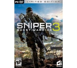 Koch Media Sniper Ghost Warrior 3 Limited Edition, PC Basic Inglese