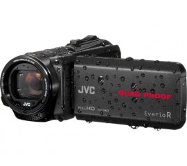 JVC GZ-R430BEU 10 MP CMOS Videocamera palmare Nero Full HD