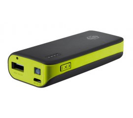 Trust power banks 4400 batteria portatile 4400 mAh Nero