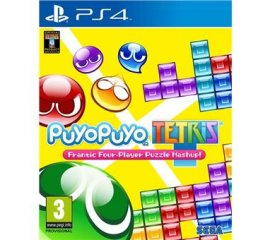 SEGA Puyo Puyo Tetris, PS4 Basic Inglese PlayStation 4