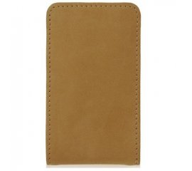 XtremeMac Saddle MicroWallet Leather for iPod nano