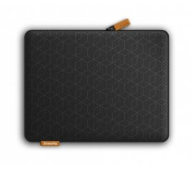 XtremeMac Zipper Sleeve for iPad Custodia a tasca Nero
