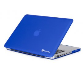"XtremeMac Hard Shell Case, MBPro 13"" borsa per notebook 33 cm (13"") Cover Blu"