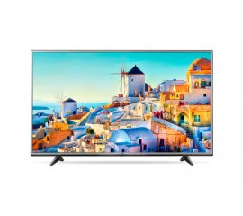 "LG 60UH605V TV 152,4 cm (60"") 4K Ultra HD Smart TV Wi-Fi Nero, Argento"