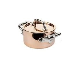 Bronze Cocotte ovale A/C