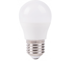 LD5045 LED MINI GLOBO G45 E27 7W 550lumen 4000K NATURALE
