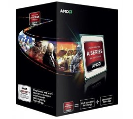 AMD A series A6-5400K processore 3,6 GHz Scatola 1 MB L2