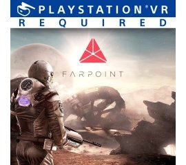 SONY PS4 VR FARPOINT