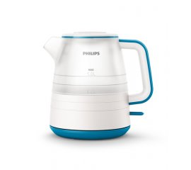 Philips Daily Collection Bollitore in plastica da 1 L, 2000 W