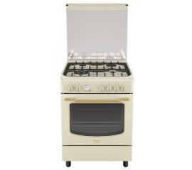 Hotpoint HT6TM4AF C (O) IT cucina Piano cottura Beige Gas A